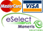 All of the Anointed Ones Church Of Deliverance International's payments are secured by Moneris Solution